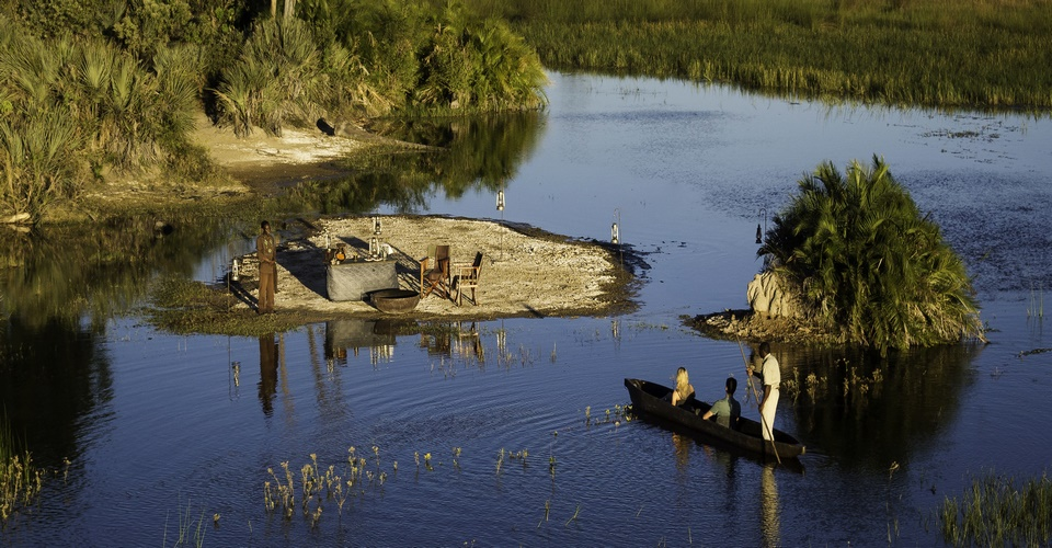 Botswana summer safari