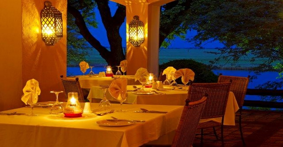 Chobe game lodge & Savuti