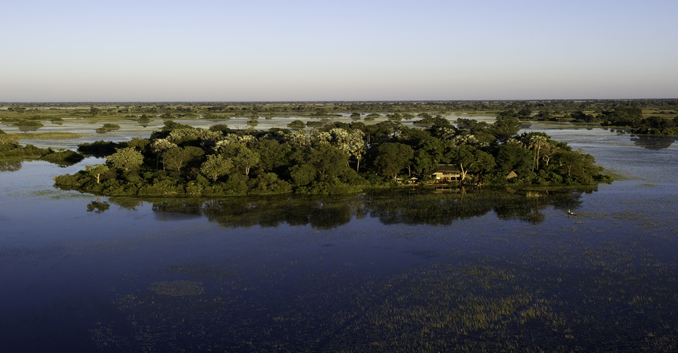 Chobe Okavango Fly in