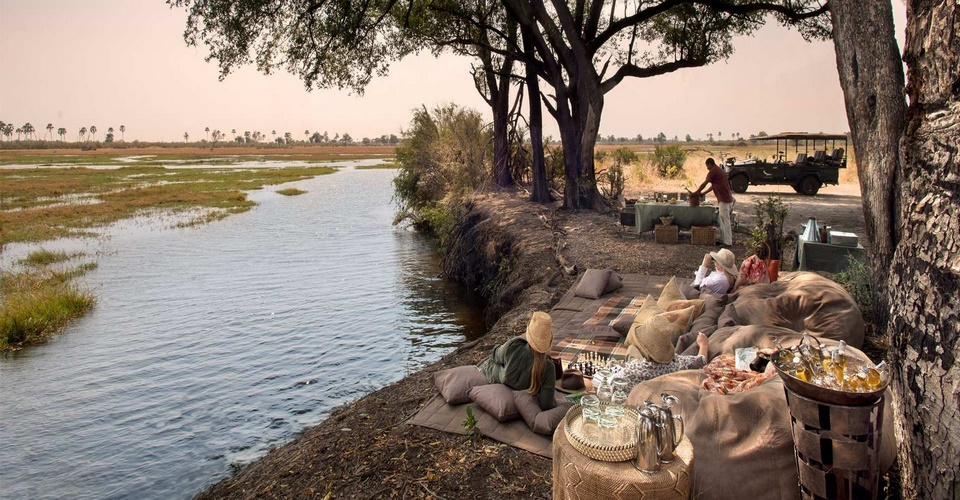 Chobe Okavango Under Canvas