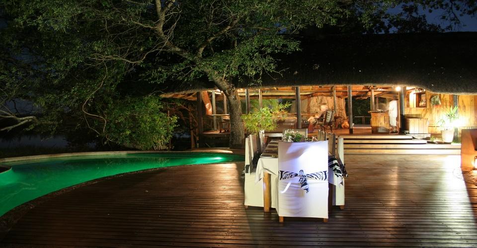 Kaza safari lodge
