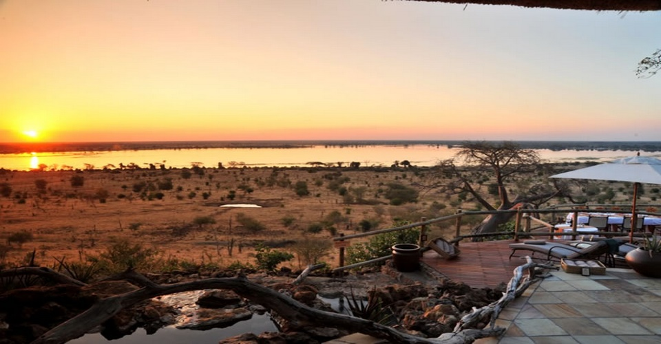 Ngoma Victoria Falls Lodge Safaris