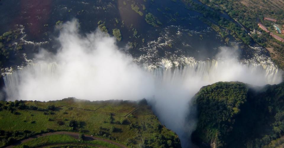 okavango chobe victoria falls