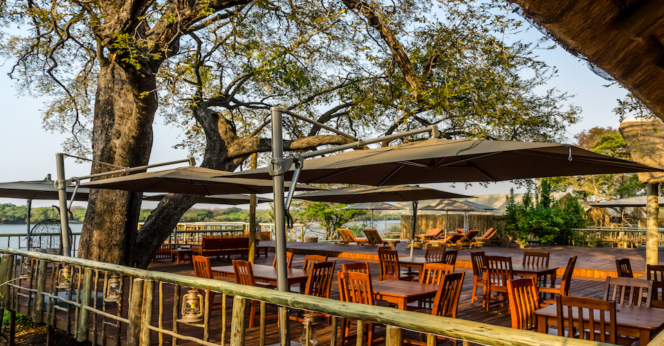 Jackaberry Chobe Lodge