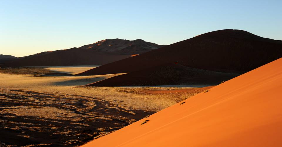 Northern namibia safari