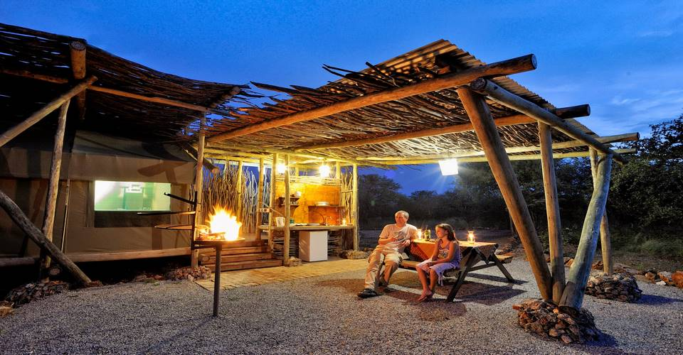 Stay At The Etosha Village Near Etosha National Park In