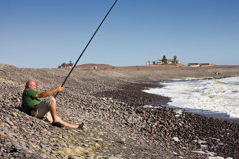 Terrace bay resort along the skeleton coast of namibia for North beach fish camp menu