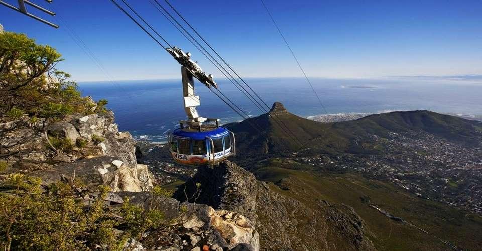 Pilanesberg meets Cape Town