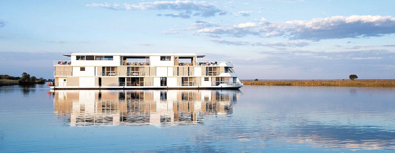 Chobe houseboats